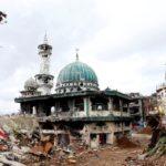 FOTO: Filipínske mesto po bojoch s ISIS takmer zmizlo z mapy