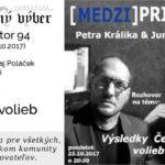 [MEDZI]PRIESTOR – Výsledky Českých volieb