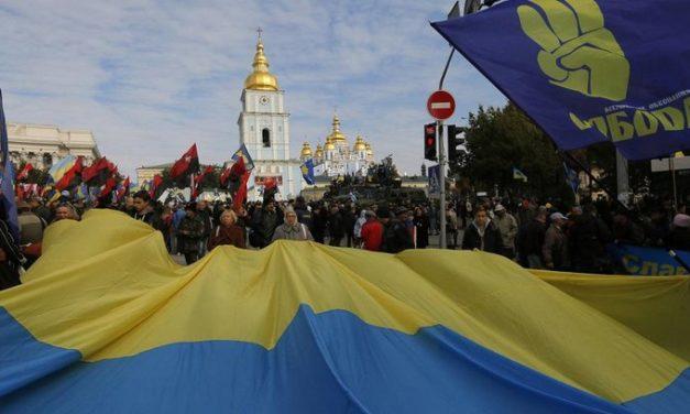 Pár poznámok k Ukrajine