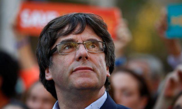 Súd stiahol európsky zatykač na Puigdemonta