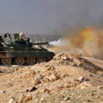 Koniec kalifátu! Sýrska armáda prevzala kontrolu nad územím Dair az-Zaur