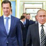 VIDEO: Putin sa stretol s Asadom. Ukončili spoluprácu v boji proti terorizmu, informuje TASS.RU