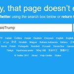Trumpov twitterový účet deaktivoval zamestnanec Twitteru