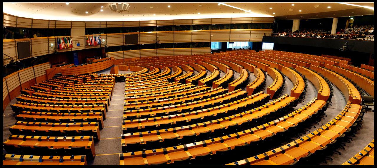 Český poslanec navštívil Europarlament. Z popisu beznádeje behá mráz po chrbte