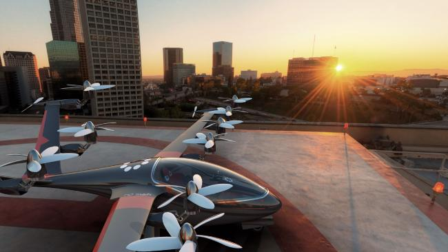 VIDEO: Uber a NASA chcú do roku 2020 predstaviť lietajúce autá