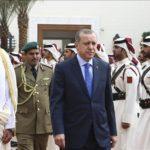 Turecko podporí Katar vojensky aj stavebne, sľúbil Erdogan