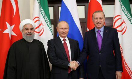 THE SAKER: Eskalácia v Sýrii – Ako ďaleko možno Rusov dotlačiť?