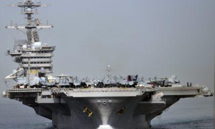 AMERICAN CONSERVATIVE: Zmierte sa s tým, lietadlové lode sú mŕtve