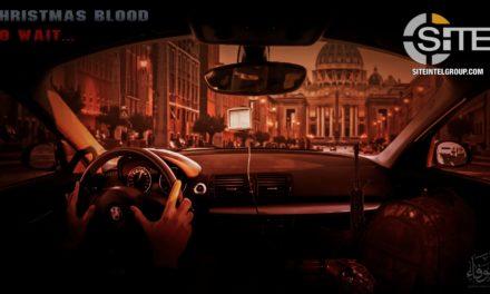 MIMORIADNA SPRÁVA: Propagačný plagát ISIS ohlasuje vianočný útok na Vatikán