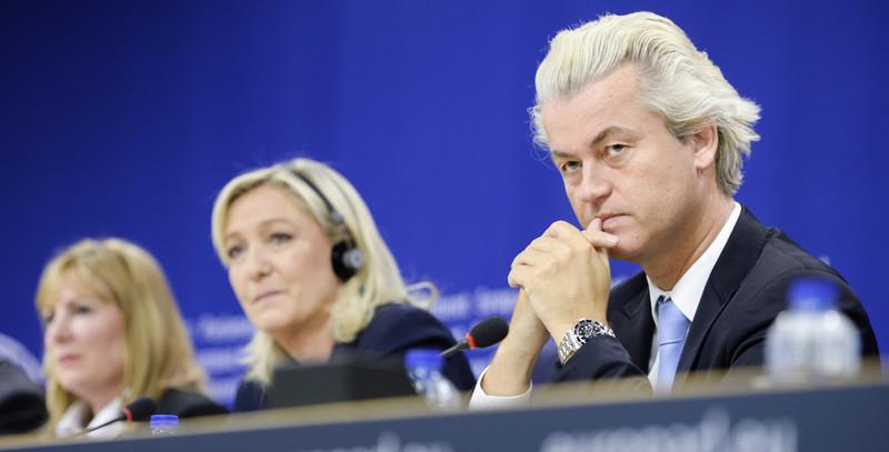 """Wilders pred návštevou Moskvy hovorí, že Rusko nie je """"žiadnym nepriateľom"""""""