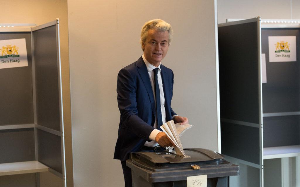 Komentár Geerta WILDERSA: Čas vysušiť tento močiar – aj v Európe