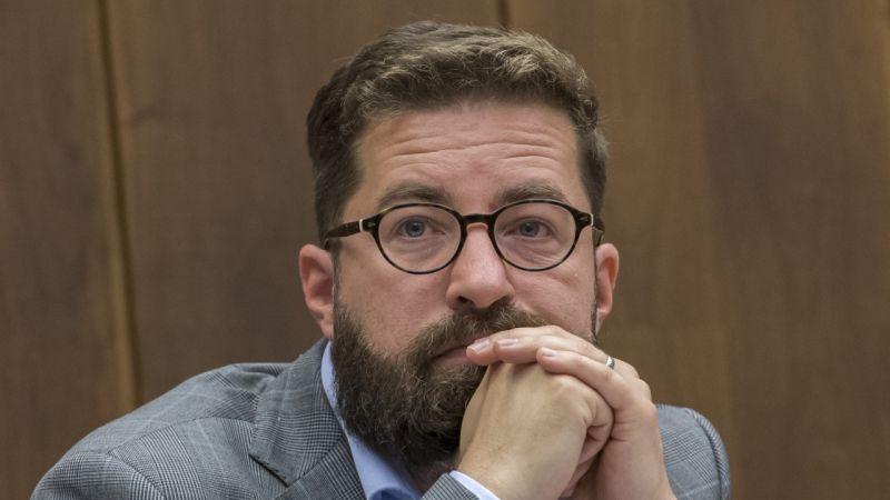 Martin Poliačik prekročil červenú čiaru: člen parlamentu je podľa neho ruský agent