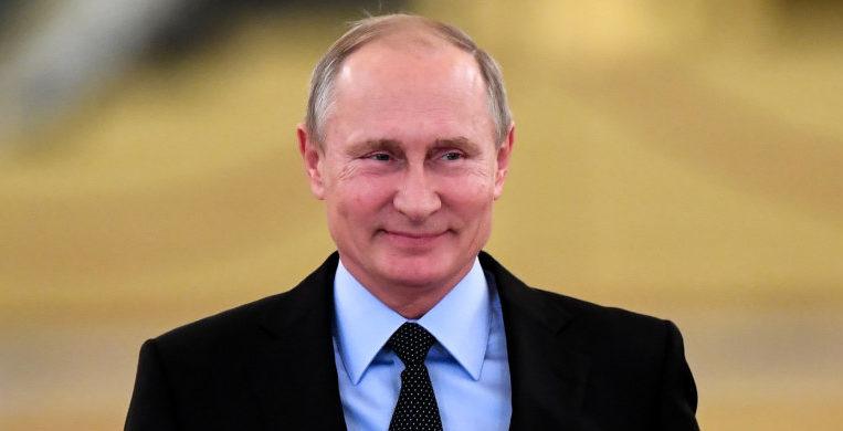 Zvolenie Putina je ignorované západnými krajinami