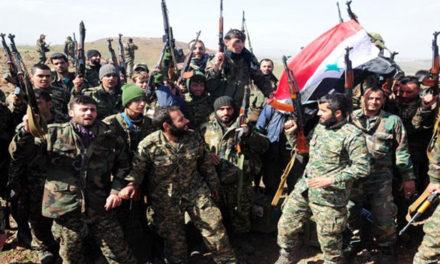 SANA: Americké vrtuľníky evakuovali veliteľov IS z Deir az-Zouru!