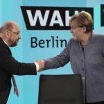 FAZ: Každý druhý Nemec chce predčasný odchod Merkelovej