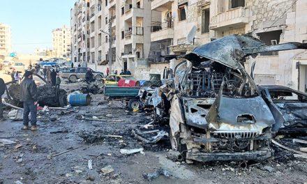 KOMENTÁR: Čistenie Sýrie od teroristov prináša sezónu posledných nemocníc, barelových bômb a chemických útokov