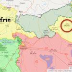MIMORIADNA SPRÁVA: Turecké letectvo zahájilo bombardovanie mesta Manbij