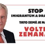 REPORTÁŽ: Keď vyhrá Zeman, sťahujem sa z Česka.