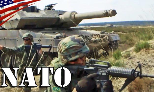 """Krajiny NATO chcú vytvoriť """"Vojenský Schengen"""""""