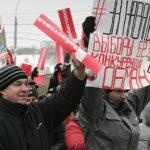 Ruský opozičný politik Navaľnyj vyzval k štrajku voličov