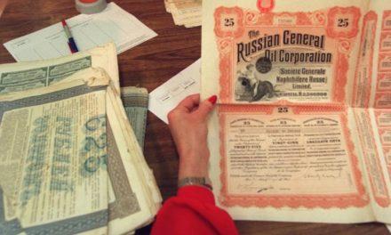 Stopäťdesiatročné dlhy cárskeho Ruska môžu potopiť dnešné Rusko