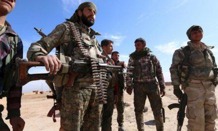 Amerika zahajuje v Sýrii divadlo, ktoré má viesť k odtrhnutiu východu krajiny na území SDF