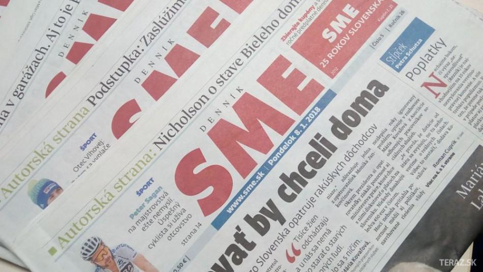 Eduard Chmelár odsudzuje účasť politikov na mediálnej akcii denníka SME