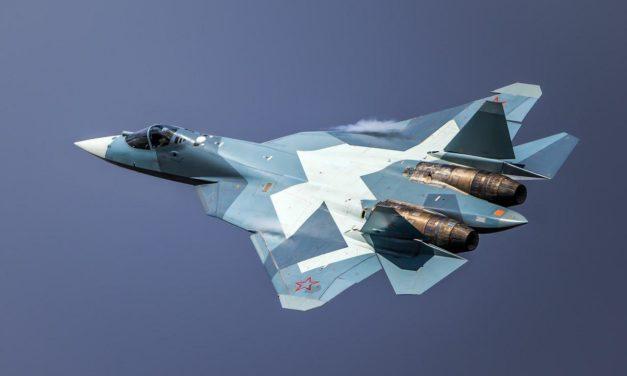 MIMORIADNA SPRÁVA: Najdokonalejšia stíhačka Ruska SU-57 sa začne dodávať od roku 2019