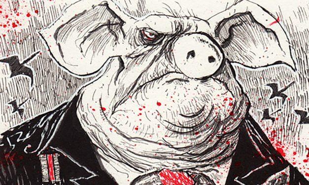 RECENZIA: Žilo raz jedno prasa na Zvieracej Farme