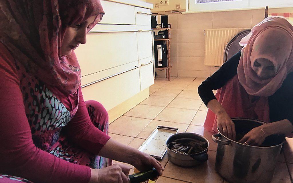 SPIEGEL: Sýrčan čaká kým mu Nemci pridelia väčší dom, aby mohla prísť tretia žena k predchádzajúcim 2 ženám a 6 deťom