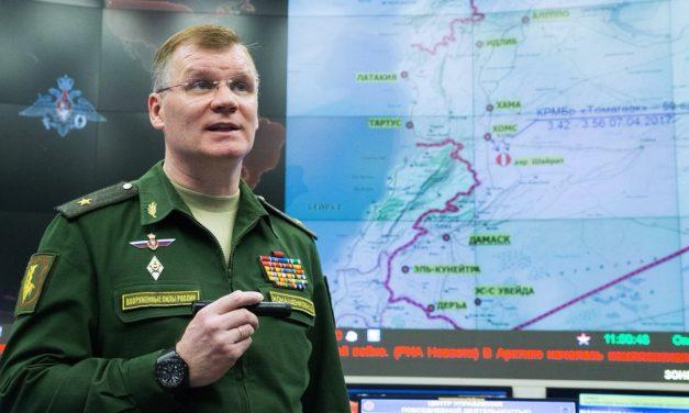 Ruské ministerstvo obrany zablokuje mobilný signál na území ruských základní v Sýrii