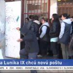 TA3: Pošta na Luníku IX je malá, počas vyplácania dávok je chaos
