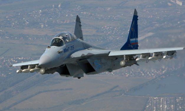Ľahká stíhačka MiG-35 ukončila skúšky a je pripravená na objednávky