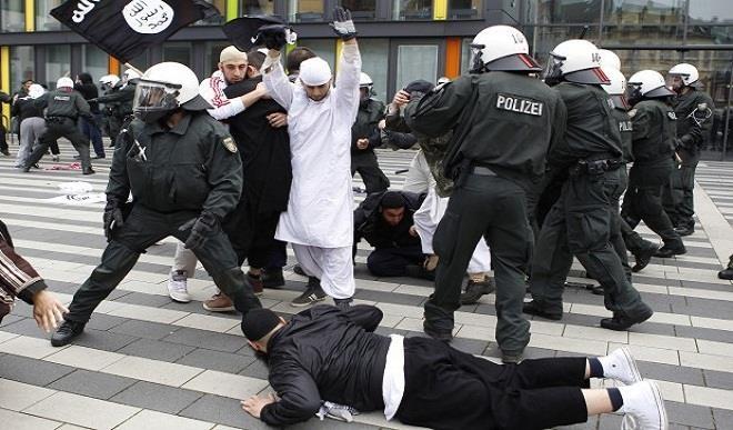 GATESTON INSTITUTE: Islamizácia Nemecka 2017