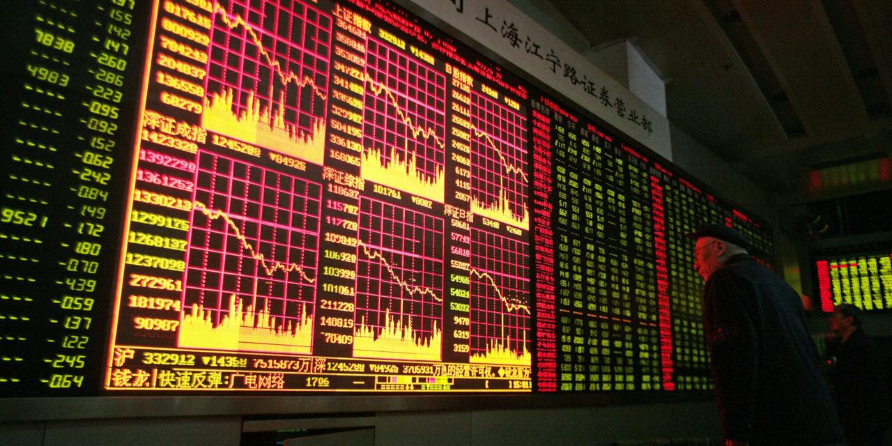 V pondelok začne súmrak petrodolára, Čína spúšťa burzu pre predaj ropy za juany.