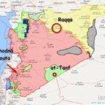 Situácia v Sýrii eskaluje, Rusi odhodili diplomatické servítky a obvinili USA z okupácie.