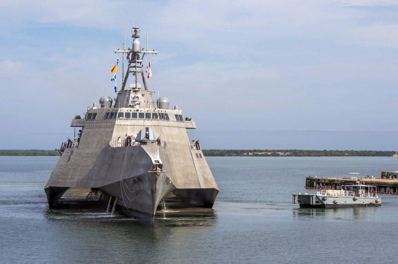 Americké námorníctvo dostalo novú sci-fi loď USS Omaha