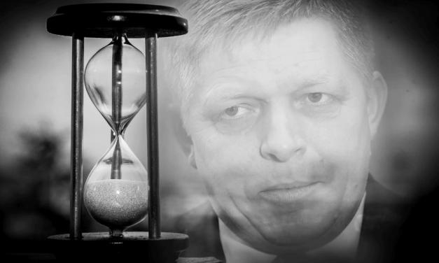 Čísla na slovenských přesýpacích hodinách