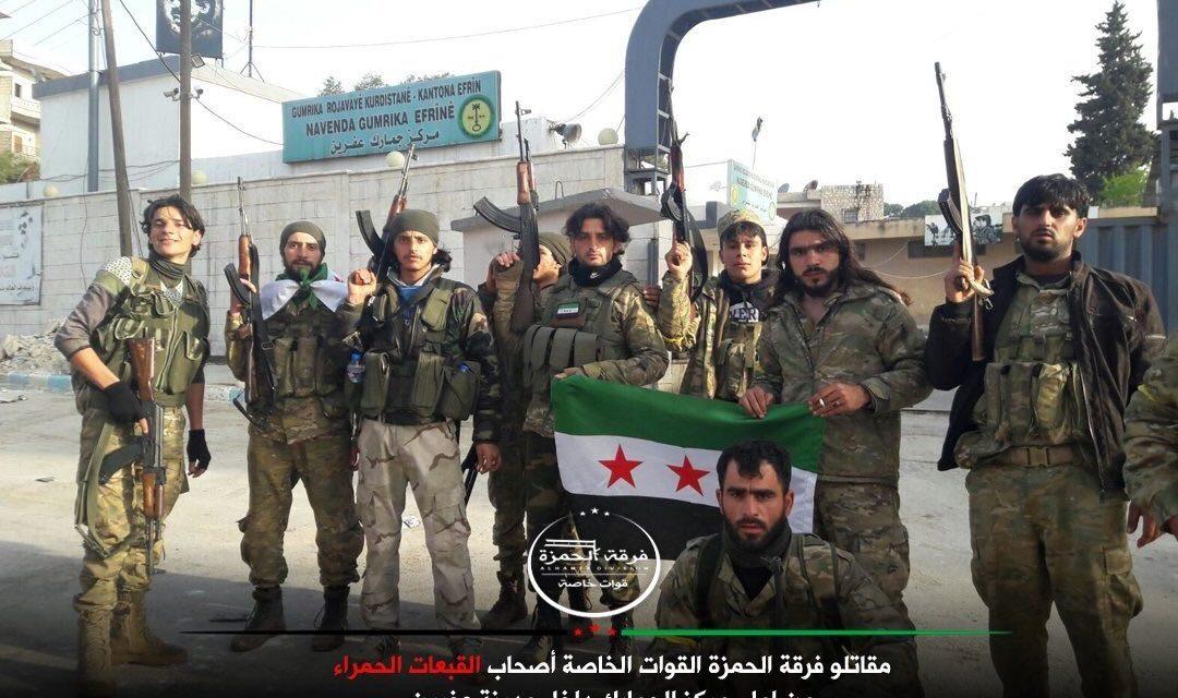 MIMORIADNA SPRÁVA: Hlavné mesto Kurdov na severe Sýrie padlo. Turci dobyli Afrin