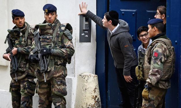 GATESTONE INSTITUTE: Islamský antisemitizmus vo Francúzsku vedie smerom k etnickým čistkám