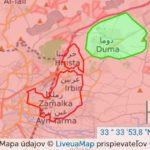 Teroristi z Východnej Ghouty ovládajú už iba malú časť