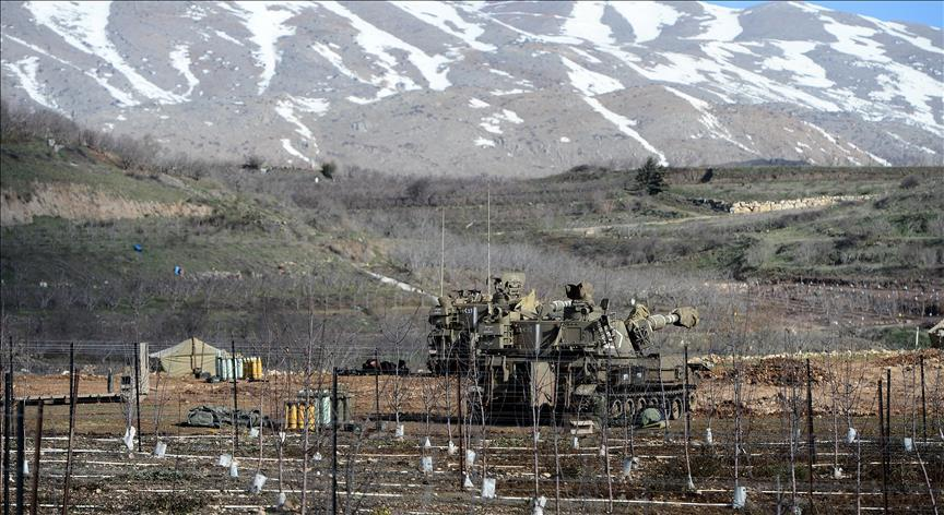 MIMORIADNA SPRÁVA: USA plánujú uznať okupované Golanské výšiny ako súčasť Izraela