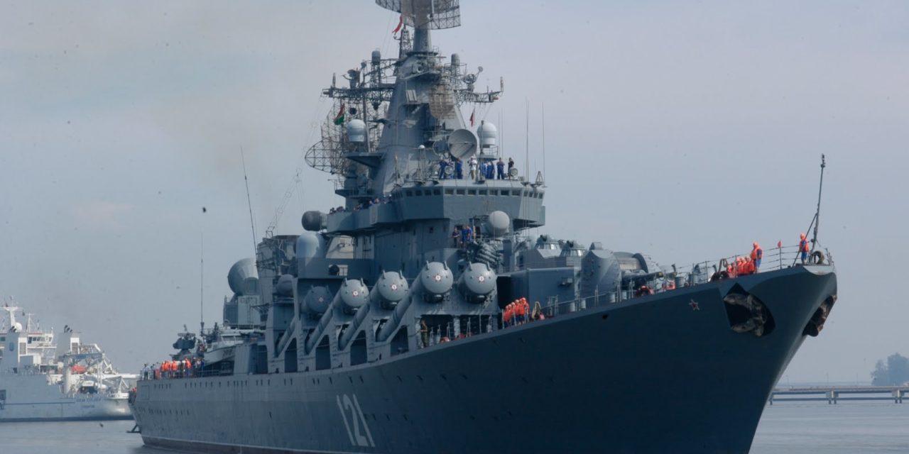 SECURITY MAGAZÍN: Ruský pokus o rýchlu prestavbu starých sovietskych lodí úplne zlyhal
