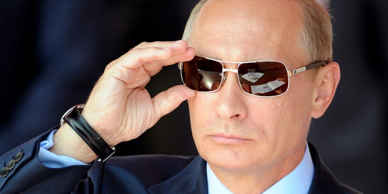 PUTIN: Nikdy nevrátime Krym. Zostreľte lietadlo. Keď na nás niekto zaútočí, zničíme svet