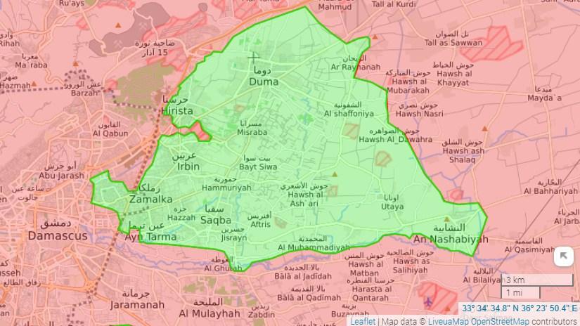 Východná Ghouta