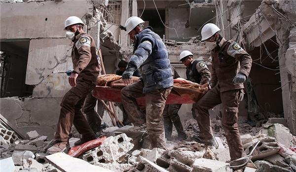 """Podľa bývalého šéfa námorníctva Veľkej Británie """"dôkazy"""" o chemickom útoku v Sýrii dodala nedôveryhodná organizácia Biele prilby."""