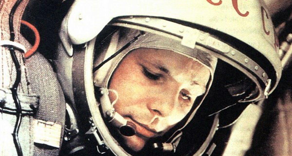 Jurij Gagarin – prvý človek vo vesmíre