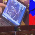 Ruské ministertvo obrany predkladá dôkazy o nafingovaní chemického útoku v sýrskej Dume.