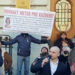Proces s Milanom Mazurekom je procesom o slobode slova nás všetkých, kauzy Rotherham či Telford sú nám varovaním!