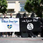 Nová strana AfS vo Švédsku tvrdí, že islam do krajiny nepatrí